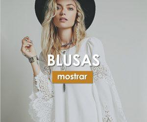 Blusas Ibicencas