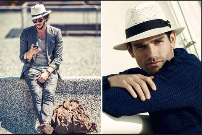 Sombreros hombre ibicencos
