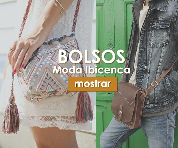 Banner de bolsos, estilo ibicenco para hombre y mujer