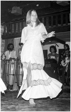 Imagen Fiesta Ibicenca Años 70