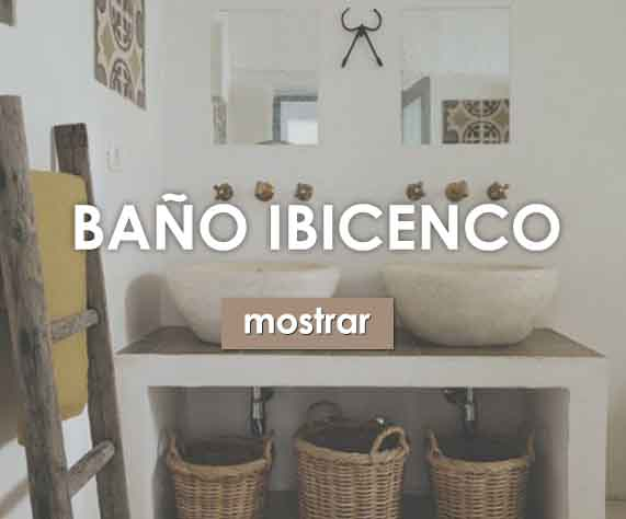 Baño-Ibicenco