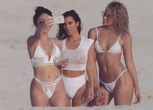 Bikini mujer ibicencos