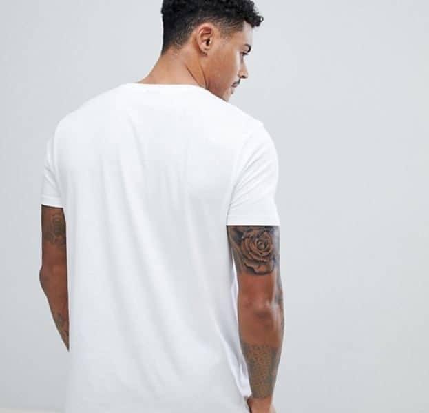 Camisetas cortas ibicencas hombre