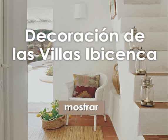 Decoración Ibicenca, un Arte en las Villas de Ibiza