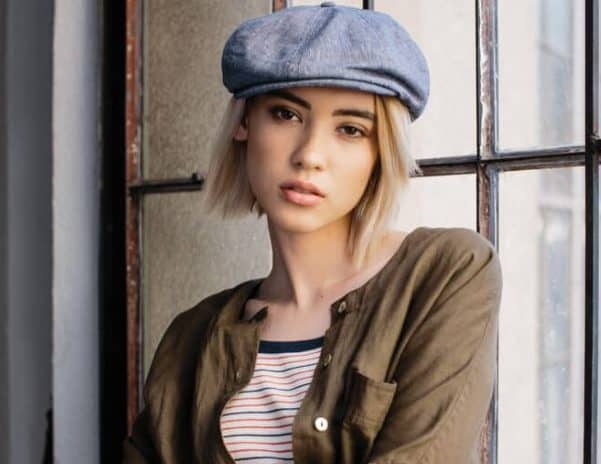 Gorras Irlandesas mujer