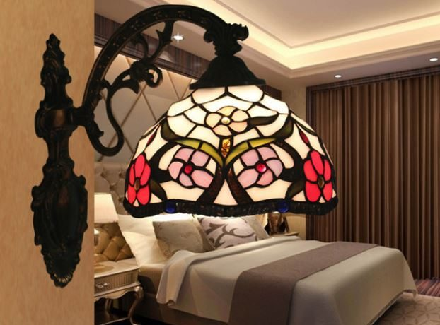 Lámparas de pared de dormitorio