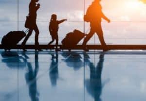 Maleta de viaje para mujer