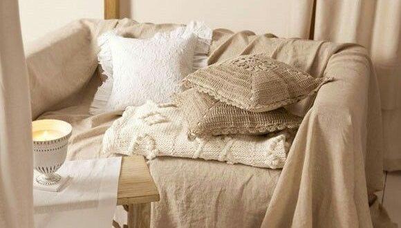 Mantas ibicencas de sofá