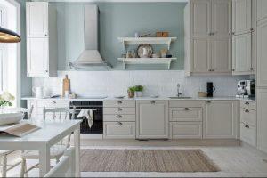 Mesa de cocina ibicenca