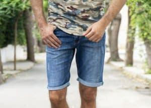 Pantalones cortos Ibicencos hombre