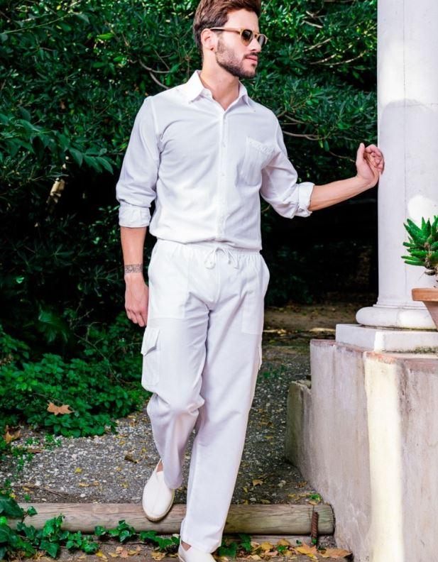 Pantalones largos Ibicencos hombre