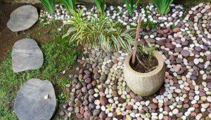 Piedras de decoración