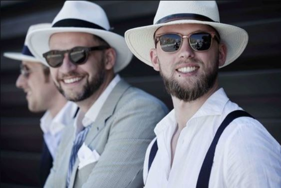 Sombreros de Panamá hombre