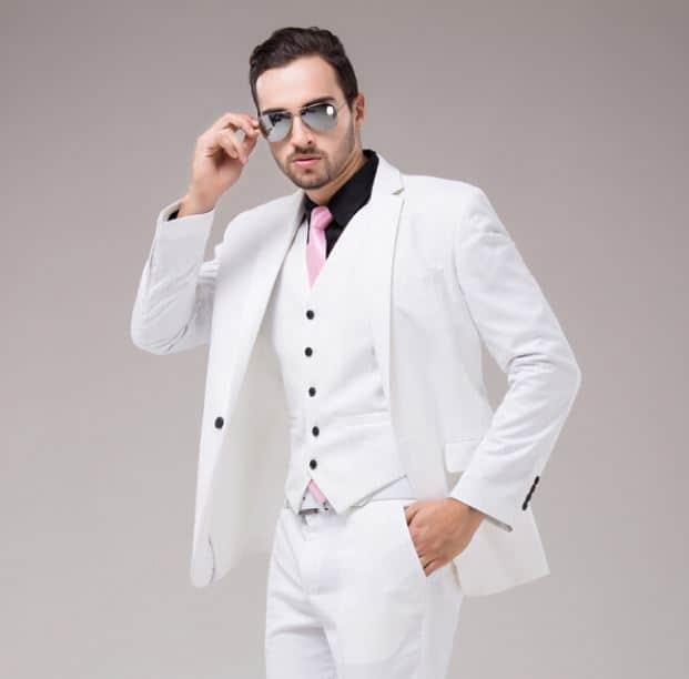 Traje de Hombre para Vestir Ibicenco