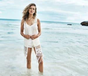 Vestidos de playa ibicencos