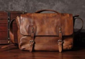 maletín bandolera de hombre