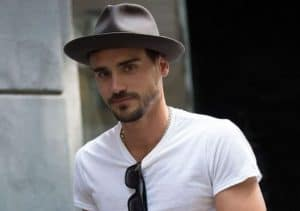 sombreros de Fedora hombre